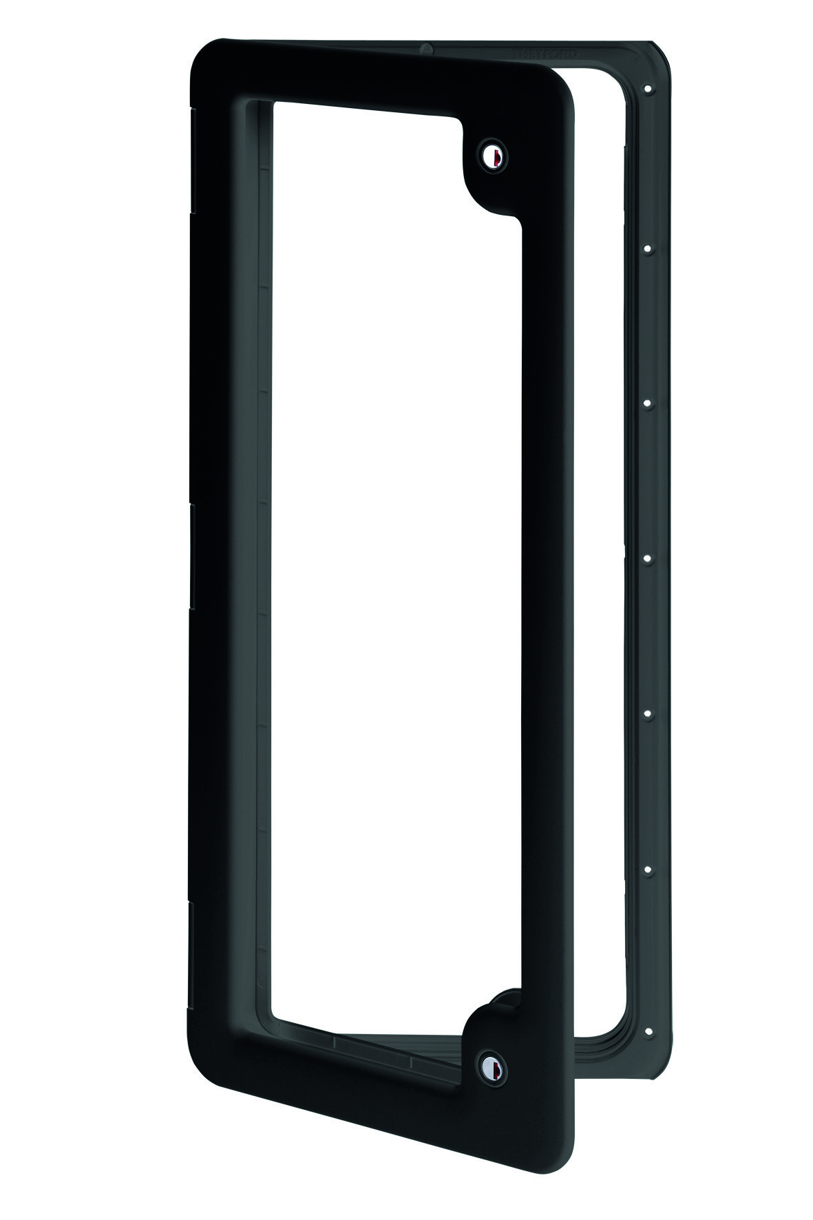 Thetford Service Door 5 Black 335MM X 785MM. 2682427 - Click to enlarge picture.