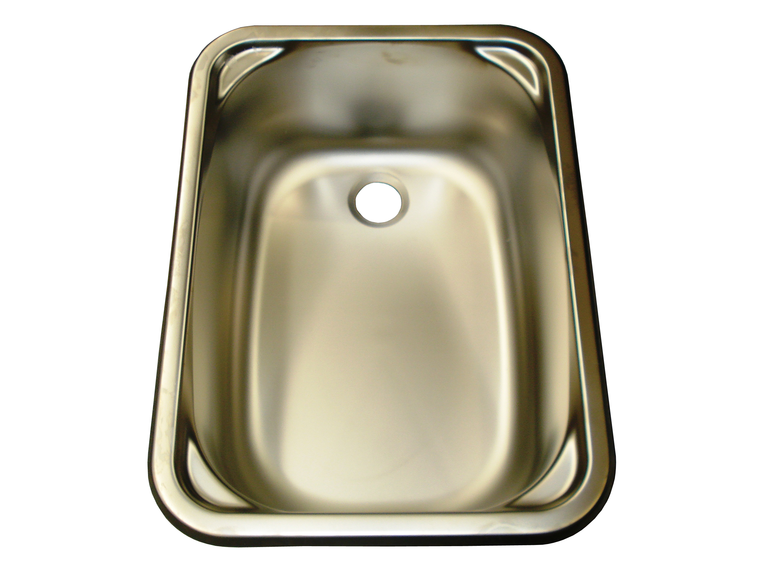 Smev S/S Sink Rectangular Mod 930 280x380x145. T_9102300052 - Click to enlarge picture.