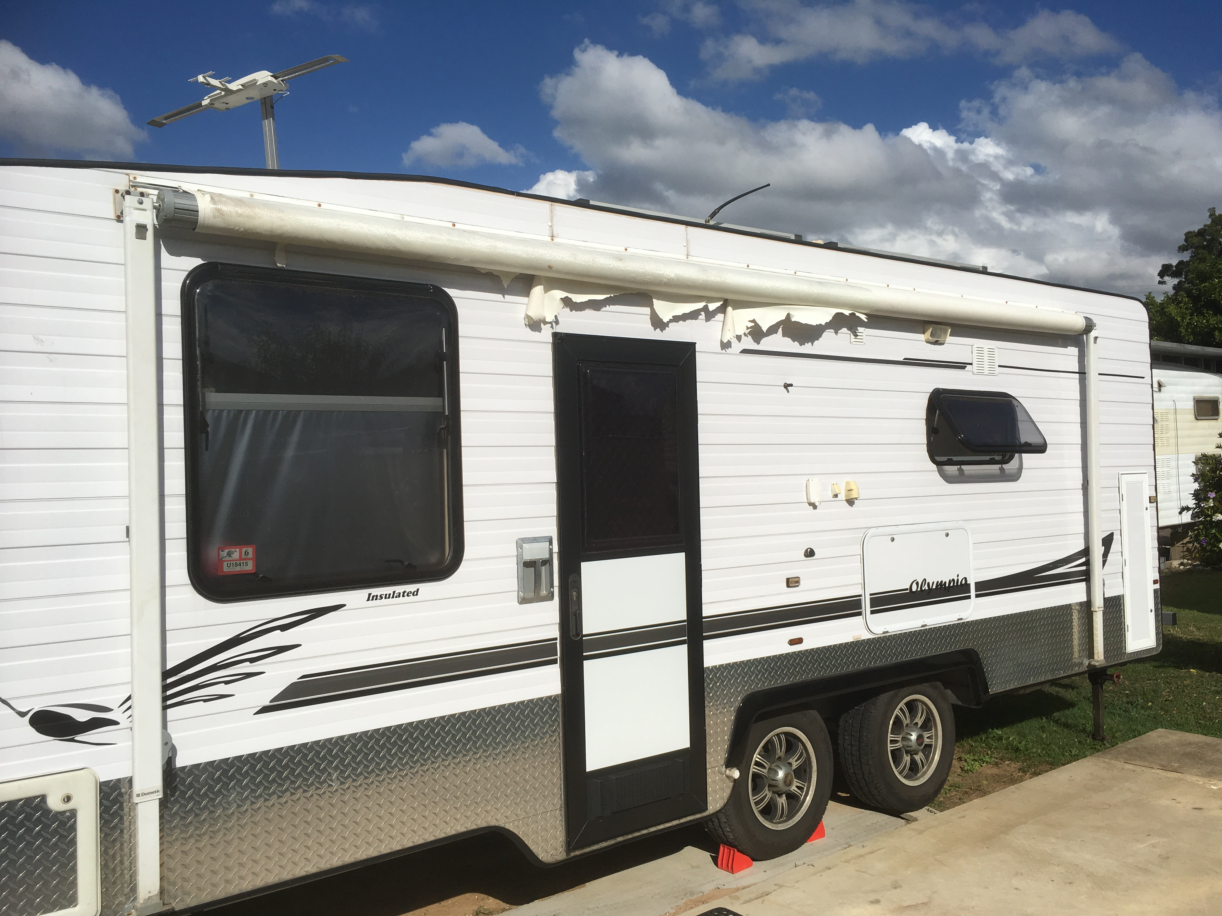 Rv Warehouse Great Annexes Awning Skins Aren T What