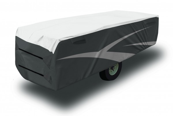 Adco CRVCTC12 Camper Trailer Cover 10-12' (3060-3672mm). 62892 - Click to enlarge picture.