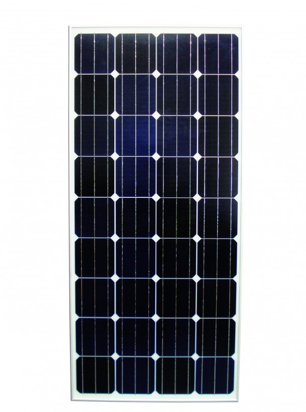 Solar Panel 100 Watt Mono Crystalline. - Click to enlarge picture.