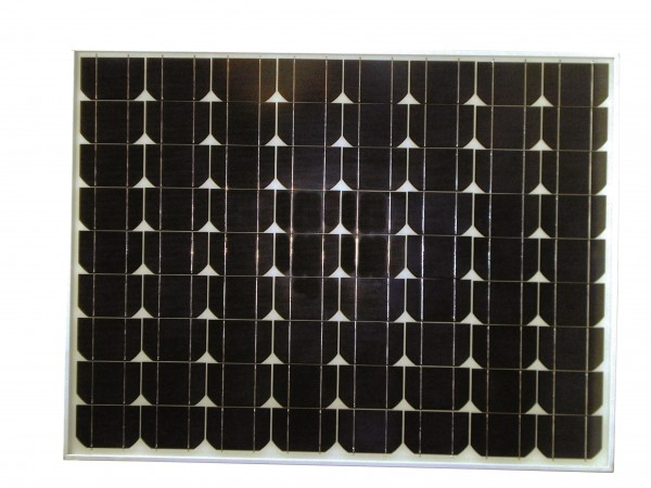Solar Panel 120 Watt-mono-crystalline. - Click to enlarge picture.