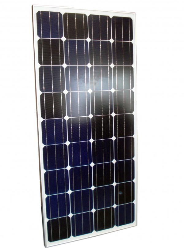 Solar Panel 150 Watt-mono-crystalline. - Click to enlarge picture.