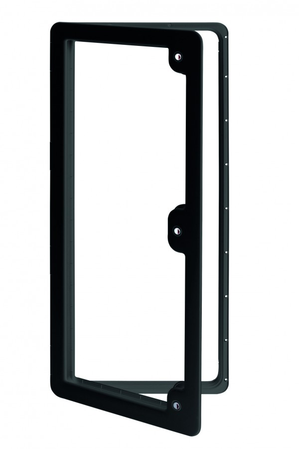 Thetford Service Door 6 Black 1038MM X 460MM. 2686427 - Click to enlarge picture.