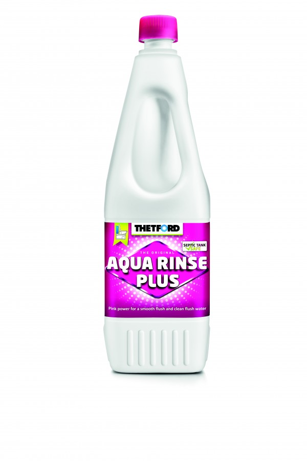 Thetford Aqua Rinse Plus 1L. T30362ZK - Click to enlarge picture.