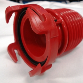 Valterra Ez Threaded Straight Hose Adapter. F02-3101/23707