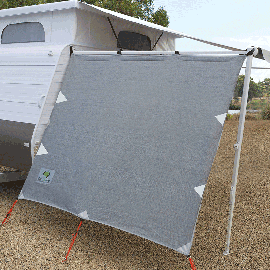 Coast V2 Sunscreen Side Wall For Pop-top
