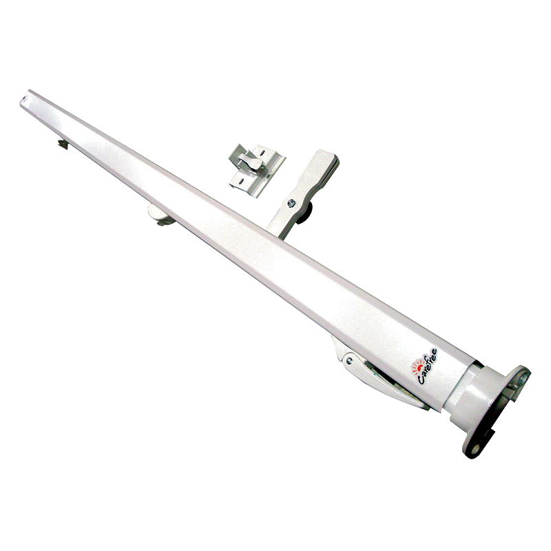 Carefree White Long Hardware (universal). 961501WHT - Click to enlarge picture.